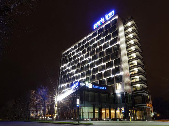 В Ярославле открылся отель Park Inn by Radisson Ярославль