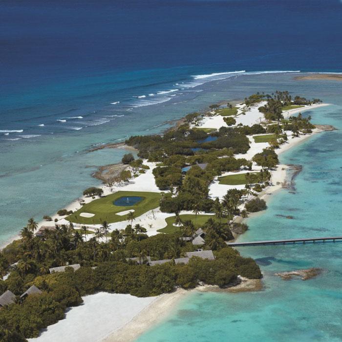 Самый высокий пик Мальдив – на острове Виллингили