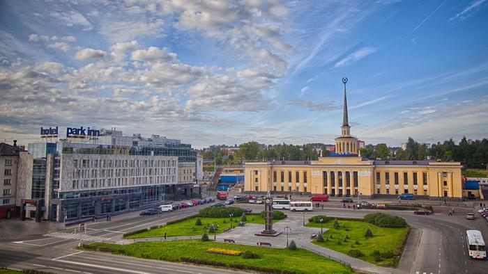 Новый отель Park Inn by Radisson открылся в Петрозаводске
