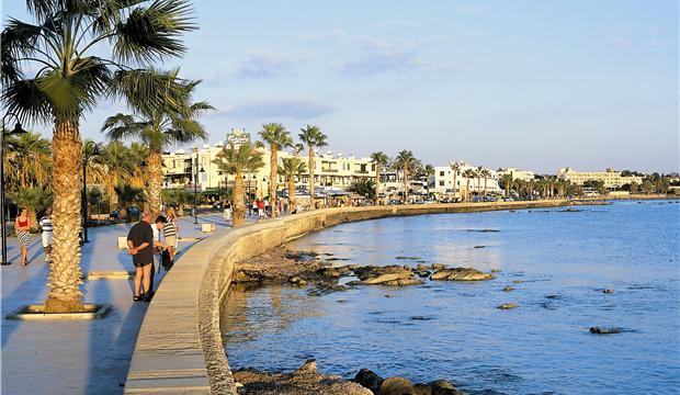 TUI запустил продажи туров на Кипр в зимнем сезоне
