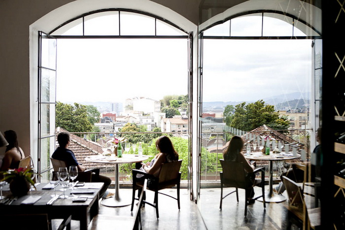 Где перекусить в Рио-де-Жанейро?