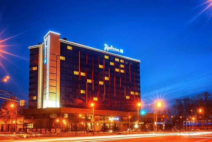 В Челябинске открылся отель Radisson Blu
