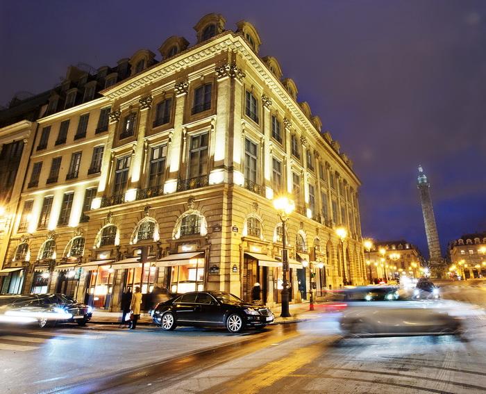 Chopard приобретает Hotel de Vendome в Париже