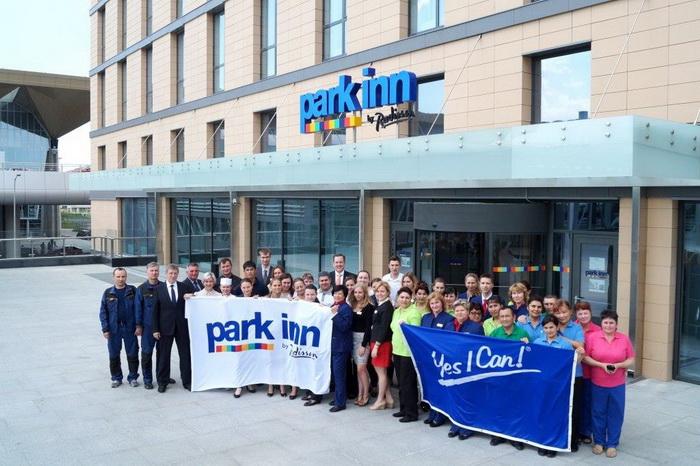Новый отель Park Inn by Radisson открылся в аэропорту «Пулково» в Санкт-Петербурге