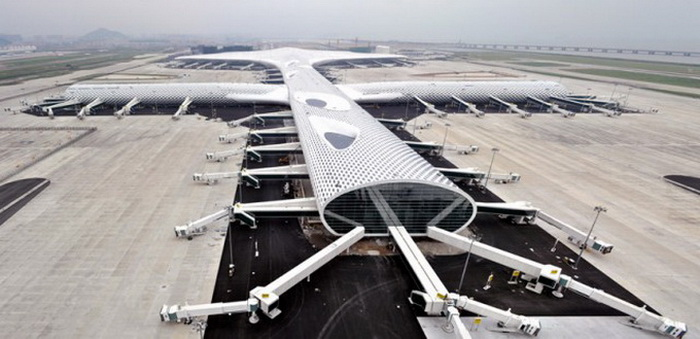 Аэропорт Shenzhen