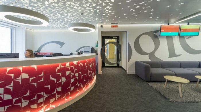 Офис Google в Мадриде