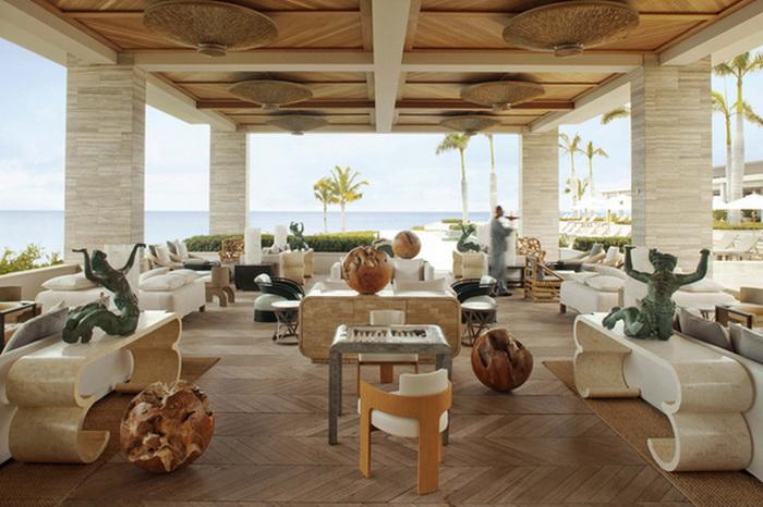 Отель Viceroy на острове Ангилья