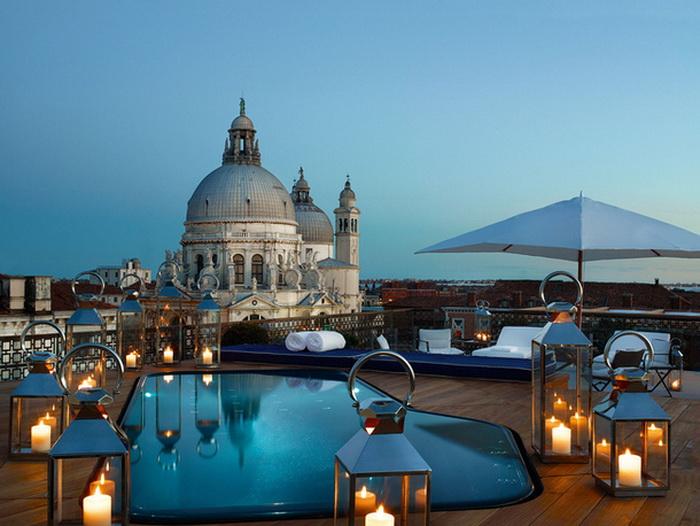 Отель The Gritti Palace в Венеции