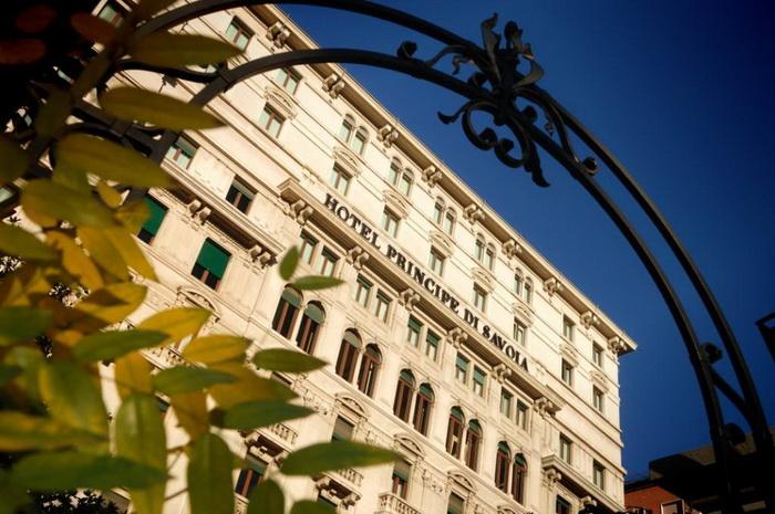 День Святого Валентина в миланском отеле Principe di Savoia