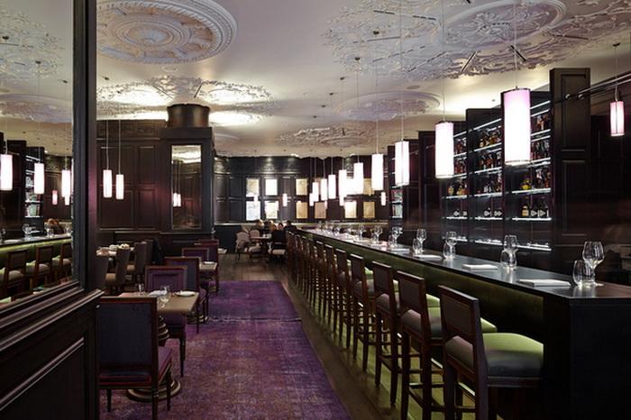 Ресторан Café Russe в The Ritz-Carlton