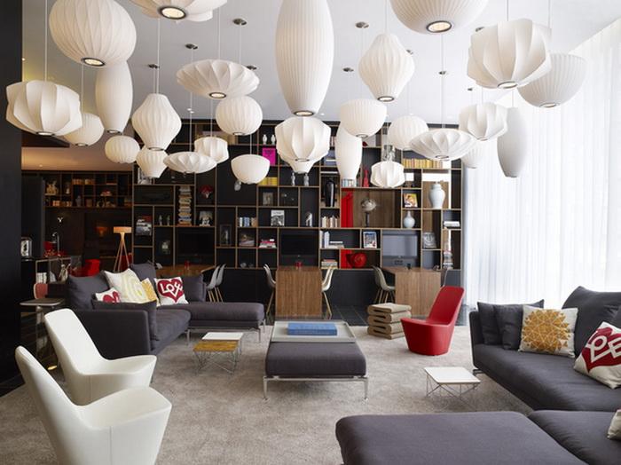 В тесноте, но не в обиде: гостиница будущего в Лондоне