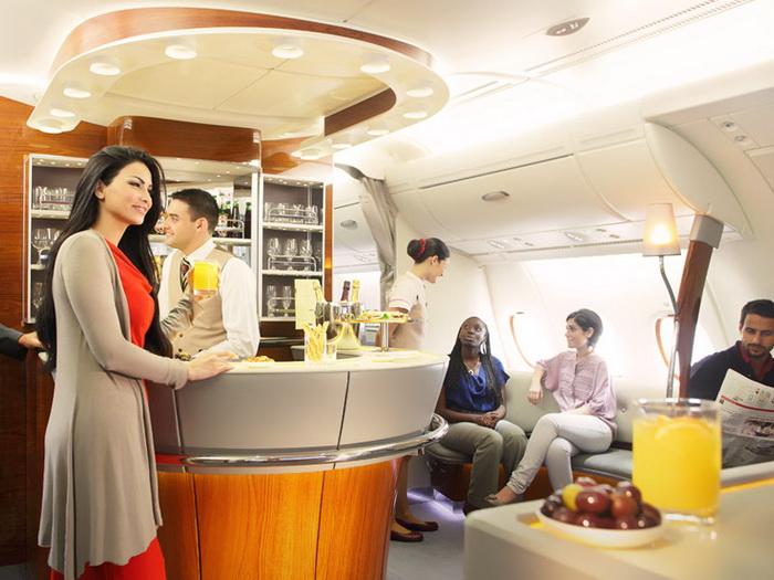 Эмирейтс начнет выполнять два ежедневных рейса Москва - Дубай на А380
