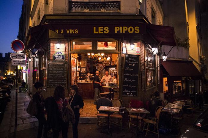 В каком районе Парижа перекусить?