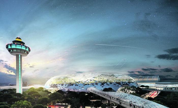 10 аэропортов, где будущее уже наступило