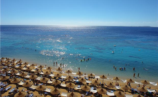 «Великолепная пятерка» от TUI: популярные отели Египта для семейного отдыха