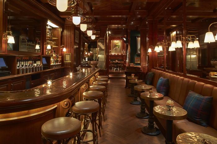 Ralph Lauren представляет The Polo Bar, первый ресторан бренда в Нью-Йорке