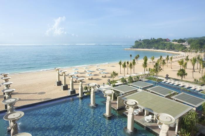 День Святого Валентина на курорте Mulia Бали