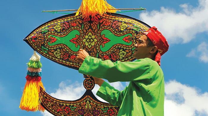 В Малайзии пройдет фестиваль воздушных змеев Вау
